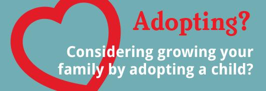 Blue Adopting CTA